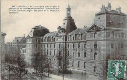 35 - Rennes - Le Lycée Qui A Pour Origine Le Prieuré De St-Thomas-de-Villeneuve - Rennes