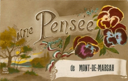 CPA MONT DE MARSAN - Mont De Marsan