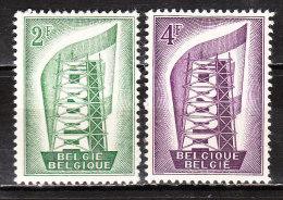 994/95* Europa 1956 - Série Complète - MH* - LOOK!!!! - Belgium