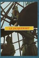 13 - LAMBESC  - Non écrite - Personnages Automates De L'horloge Jacquemart  - 10.5x15 - ERTAY - Lambesc