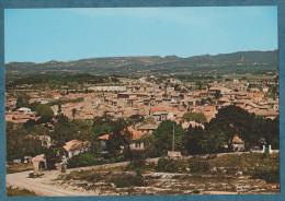 13 - LAMBESC En Provence  - Non écrite - Vue Générale Du Pays Depuis Le Plateau De Berthoise - 10.5x15 - ERTAY - Lambesc