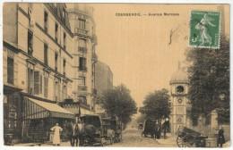 92 - COURBEVOIE - Avenue Marceau - Courbevoie