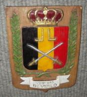 Kamp Van Beverlo - Om Op Te Hangen - Militaria
