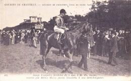 CPA 60 Courses De Chantilly - Prix De Diane 1908 - Sauge Pourprée, Pouliche De 3 Ans - Superbe Plan - Chantilly