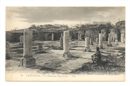 Cp, Tunisie, Carthage, La Basilique Byzantine - Tunisie