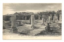 Cp, Tunisie, Carthage, La Basilique Byzantine - Tunesië