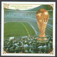 Korea North 1985 Mi Block 199B  UNDENTED - World Cup