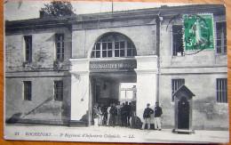 Cpa ROCHEFORT 17 - 3ème Régiment D' Infanterie Coloniale - Rochefort