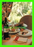 PUBLICITÉ - ADVERTISING - CAVE DE TÉCOU, GAILLAC (81) - LE GAILLAC SÉDUCTION BLANC SEC AU RESTAURANT TILBURY, MARSSAC - - Publicité