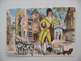 CADET ROUSSELLE - Illistration De JANICOTTE - Illustratori & Fotografie