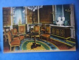 77-FONTAINEBLEAU Le Palais , Le Salon D'abdication - Châteaux