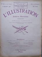 ILLUSTRATION N° 3848 / 02-12-1916 ÉMILE VERHAËREN TANK SOUS-MARIN ZOUAVES CHASSEURS ALPINS AVIATION CHEFFER MONASTIR - Journaux - Quotidiens