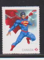 Canada, 2013, # 2683. Superman   Single From Bklet Mnh - Carnets