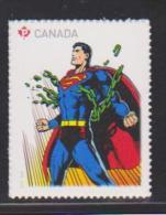 Canada, 2013,  #2681, Superman   Single From Bklet Mnh - Carnets