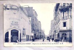 CPA - Levallois-Perret (92) - 1645, Angle De La Rue Danton Et De La Rue Voltaire - Levallois Perret