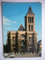 Saint Denis ( 93 ) Basilique Cathedrale Saint Denis - Façade Occidentale 12°siecle - Saint Denis