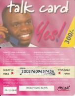 KENYA - Kencell Prepaid Card 300 Kshs(thick Paper), Exp.date 31/12/02, Used - Kenya