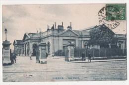 DIEPPE - La Gare - Dieppe