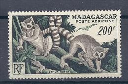 140011215  MADAGASCAR  YVERT  AEREO  Nº  77  **/MNH - Madagascar (1960-...)