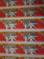 Jeux Olympiques Montréal 1976 Haltérophilie Lutte Vertel J Hongrie Magyar Posta Hungary Feuilles De Timbres Complètent - Ete 1976: Montréal