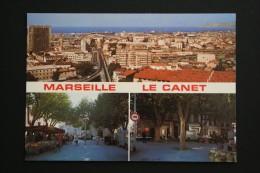 13 BOUCHES DU RHONE MARSEILLE LE CANET MULTIVUES - Marseilles