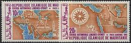 Mauritanie, PA N° 094 à N° 097** Y Et T, 94 / 97 - Mauritanie (1960-...)
