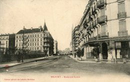 B4340 Belfort - Boulevard Carnot - Belfort - Ville