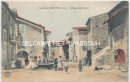 30 // LA CALMETTE   Place Du Fort - France