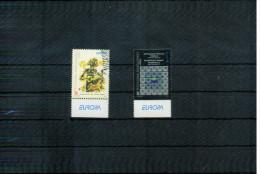 Makedonien / Macedonia 2003 Europa Cept  Satz / Set Sauber Gestempelt / Fine Used - 2003