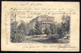 AK  LETTLAND     RIGA   1904 - Letonia