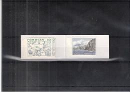 Carnet N°1 De 1975 - Complet - Contenant 6xn°2 + 2xn°5 - Féroé (Iles)