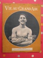 La Vie Au Grand Air. 1914. Aviation, Hydravion, Boxe Carpentier, Automobile,  Vélo. 28 Pages - Newspapers
