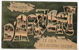 17 - SOUVENIR D´ARVERT LE PAYS DES HUITRES VERTES - Réf. N°908 - - France