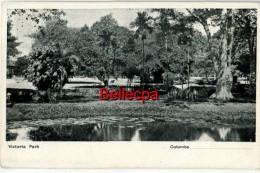 SRI LANKA COLOMBO Victoria Park - Sri Lanka (Ceilán)