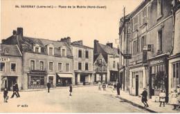 44 SAVENAY - Place De La Mairie (Nord-Ouest) - Savenay
