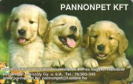 DOG * DOGGIE * ANIMAL * PET SHOP * PET STORE * ZOO CENTRUM * KECSKEMET * CALENDAR * Pannonpet 2009 06 * Hungary - Calendriers