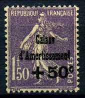 Y&T N° 268** - 1903-60 Sower - Ligned