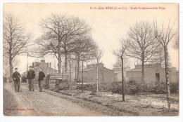 91-083 - ESSONNE - NOTRE DAME DE LA MERE - Ecole Professionnelle Belge - Altri Comuni