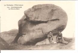 PLOUMANACH  LA TETE DE MORT - Dolmen & Menhirs