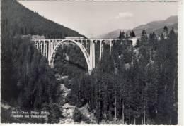 CHUR - AROSA BAHN - Viadukt Bei LANGWIES - GR Grisons