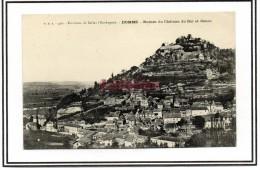 DOMME -Ruines Du Château Du Roi Et Cénac // CPA (scans R/V) - Other Municipalities