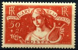 Y&T N° 308** - Unused Stamps