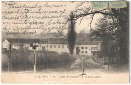 92 - Bois De CHAVILLE - Le Gros Chêne - AD 15 - 1905 - Chaville