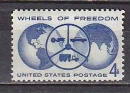 H1392 - ETATS UNIS UNITED STATES Yv N°699 ** AUTOMOBILES - Stati Uniti