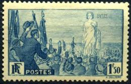 Y&T N° 328** - Unused Stamps