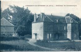 71. Perrecy Les Forges. Chateau De Commerçon - France
