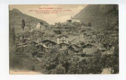 034 - LABOUCHE - PYRENEES  3° - 1018 - Hameau De LOS-BONS - Andorra