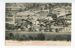 036 - LABOUCHE - PYRENEES  3° - 1021 : LABOUCHE P.O - ENCAMP - Hameau De L' Eglise - - Andorra
