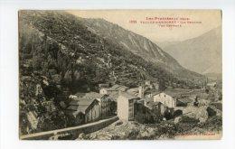 044 - LABOUCHE - PYRENEES  3° - 1025 : LABOUCHE P.O - LAS ESCALDAS - Vue Générale - - Andorra