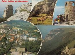 Saint-Julien-en Genevois = Multivues - Saint-Julien-en-Genevois